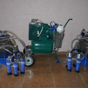 доїльний апарат для корів водокольцевой
