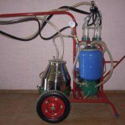 доильный аппарат водокольцевой